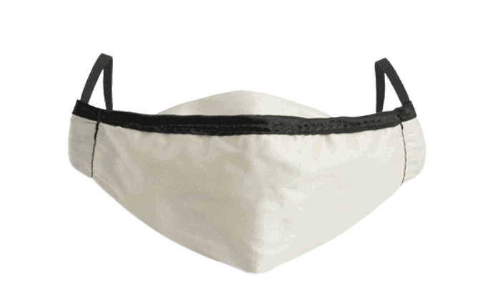 Reusable silk face mask from MaskPac