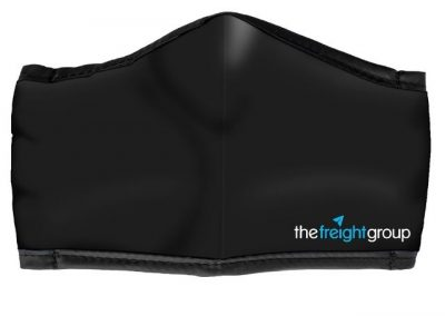 The Freight Group MaskPac custom face mask
