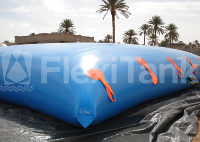 Pillow tanks in UAE