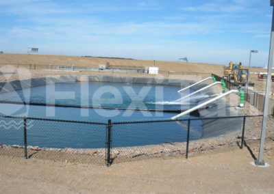 Municipal applications for pond liners