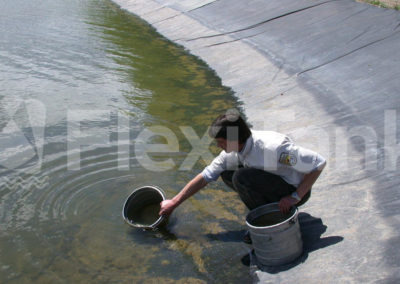 Pond liners are suited to all aquaculture requirements