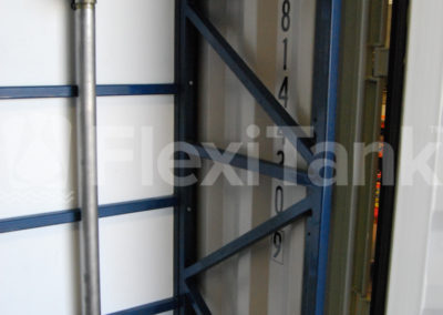 Container liner and bladder systems offer a full array of fitting options