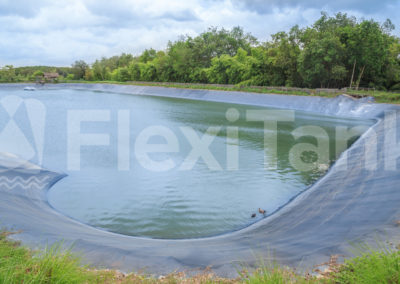 Pond liners are suited to all aquaculture settings