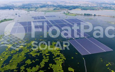 Floating the innovations of Solar Power