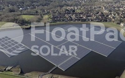 Floating solar – the future is bright with FloatPac
