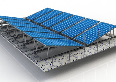 FloatPac Solar array