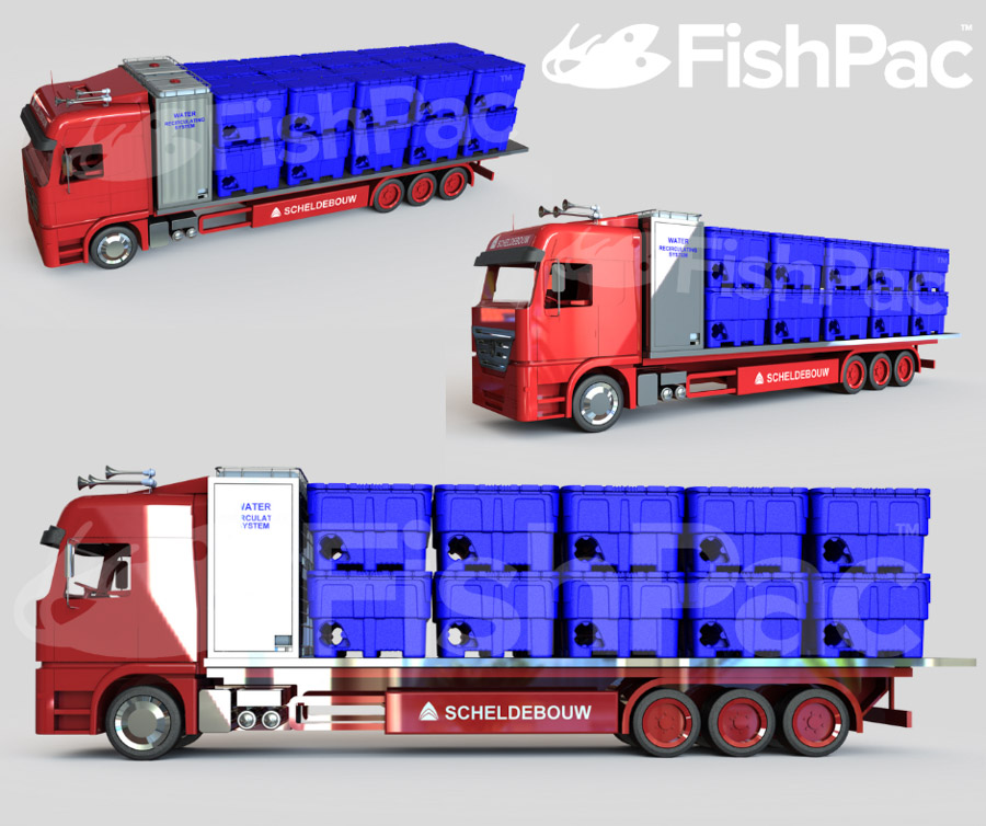FishPac road freight systems