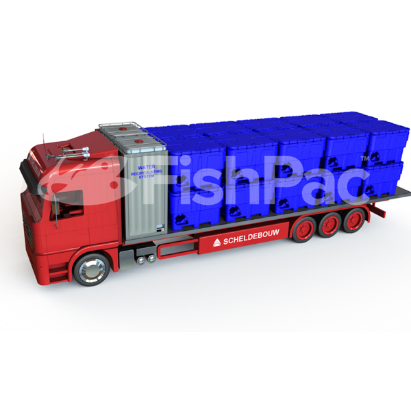 FishPac road freight for trucks